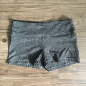 Forever 21 Gray Workout Shorts